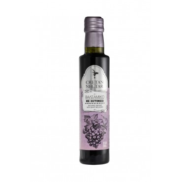 BALSAMIC VINEGAR WITH GRAPE MOLASSES 250 ml