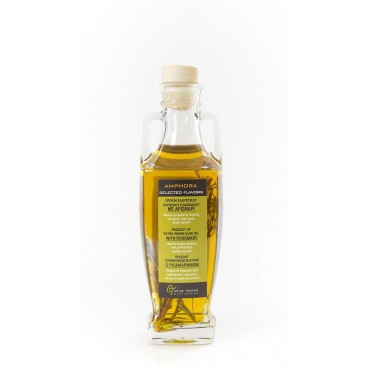 Amphora  - Extra Virgin Olive Oil with Rosemary - 250ml