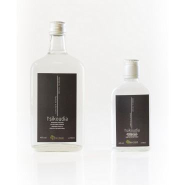 Tsikoudia - Glass bottle - 700 ml