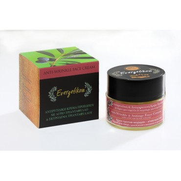 "ANTI-WRINKLE / ANTIAGE FACE CREAM ""EVERGETIKON"""