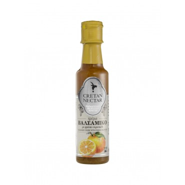 BALSAMIC VINEGAR WITH ORANGE 200 ml