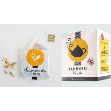 CHAMOMILE box with 10 pieces