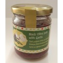BLACK OLIVE PATE WITH GARLIC EXPERTASTE