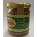 GREEN OLIVE PATE WITH GARLIC EXPERTASTE