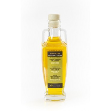 Amphora - Extra Virgin Olive Oil with Lemon - 250ml
