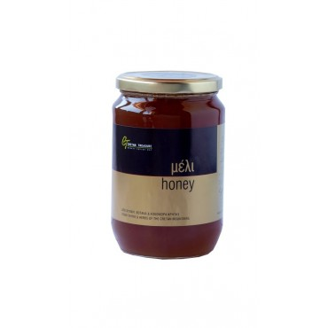 Honey Glass jar - 950gr