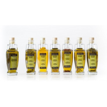 Amphora  - Extra Virgin Olive Oil with Chili - 250ml
