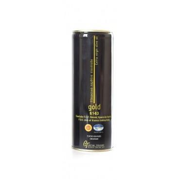 GOLD - metal can - 750ml