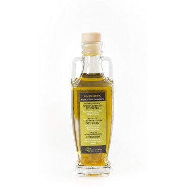 Amphora - Extra Virgin Olive Oil with Garlic 250ml