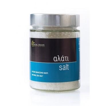 Sea Salt  - Glass jar - 210 gr