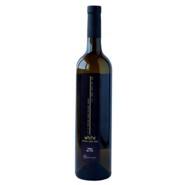 White dry cretan wine 750ml